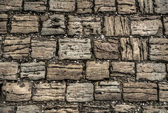 Rustic Cobble Stones Royalty Free Stock Images