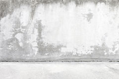 Rustic Concrete Background including the Floor/Gro. Background texture of concrete showing the ground royalty free stock images