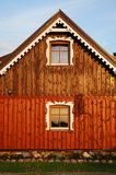 Rustic cottage Stock Photography
