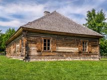 Rustic cottage Royalty Free Stock Photography