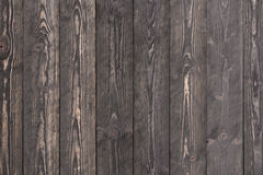 Rustic dark gray wooden background Stock Photography