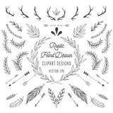 Rustic Designs Royalty Free Stock Image