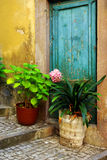 Rustic Door Royalty Free Stock Images