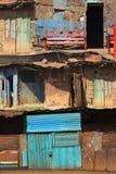 Rustic Facades Stock Photo