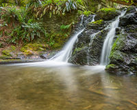 Rustic Falls, Moran State Park, WA Royalty Free Stock Photo