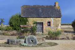 Rustic Farm Building - Northern France Stock Images