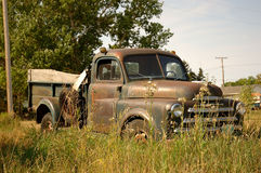 Rustic Farm Truck Royalty Free Stock Photo