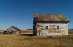 Rustic Farmhouse. Royalty Free Stock Image