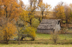 Rustic Farmstead Royalty Free Stock Photo