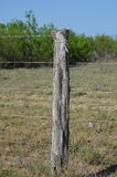 Rustic Fence Post Stock Photos