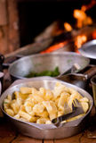 Rustic Food Royalty Free Stock Photo