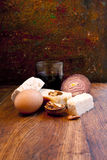 Rustic food Stock Photos