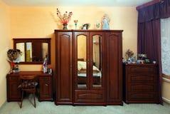 Rustic furniture Stock Images