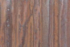 Rustic galvanized iron background Royalty Free Stock Photos