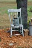 Rustic Garden Stock Image