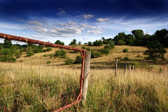 Rustic Gate Royalty Free Stock Photo
