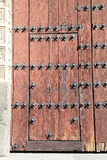 Rustic gate Royalty Free Stock Images