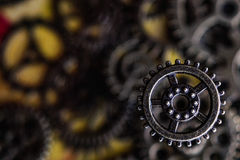 Rustic gear Stock Photo