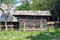Rustic granary Royalty Free Stock Photo
