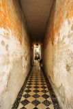 Rustic hallway Royalty Free Stock Photo