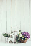 Rustic home decor Royalty Free Stock Photo