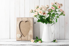Rustic home decoration royalty free stock photos