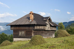 Rustic house Stock Image