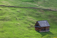 Rustic house Royalty Free Stock Photo