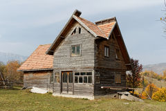 Rustic house Royalty Free Stock Photography