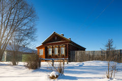 Rustic house Royalty Free Stock Image