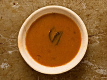 Rustic indian masala curry gravy Royalty Free Stock Image