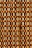 Rustic Interlaced Straw Stock Photo