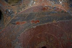 Rustic Iron Background Stock Images