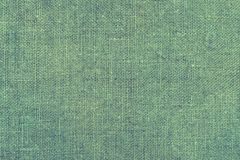 Rustic jute sackcloth fabric as texture background royalty free stock images