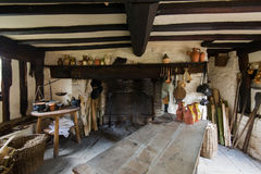 Rustic Kitchen Royalty Free Stock Photo