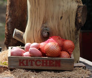 Rustic Kitchen Image Stock Photo