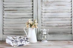 Rustic kitchen still life Stock Photo