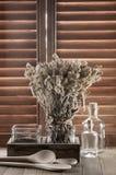 Rustic kitchen utensil Stock Photography