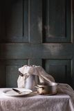 Rustic kitchenware Royalty Free Stock Photography