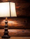 Rustic lamp Royalty Free Stock Photo