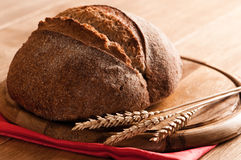 Rustic Loaf Royalty Free Stock Photography
