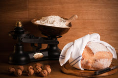 Rustic Loaf Stock Images