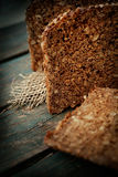 Rustic loaf of bread Royalty Free Stock Photography