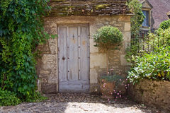 Rustic Mediterranean doorway Royalty Free Stock Photo