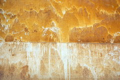 Rustic metal texture old wall dirty background Royalty Free Stock Images