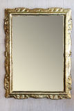 Rustic mirror Royalty Free Stock Photos