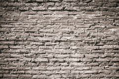 Rustic old background. Brick wall and cement rustic old background stock photos