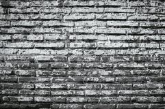Rustic old background. Brick wall and cement rustic old background stock photo
