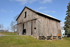 Rustic old barn Royalty Free Stock Photography
