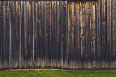Rustic Old Barn Boards Royalty Free Stock Photo